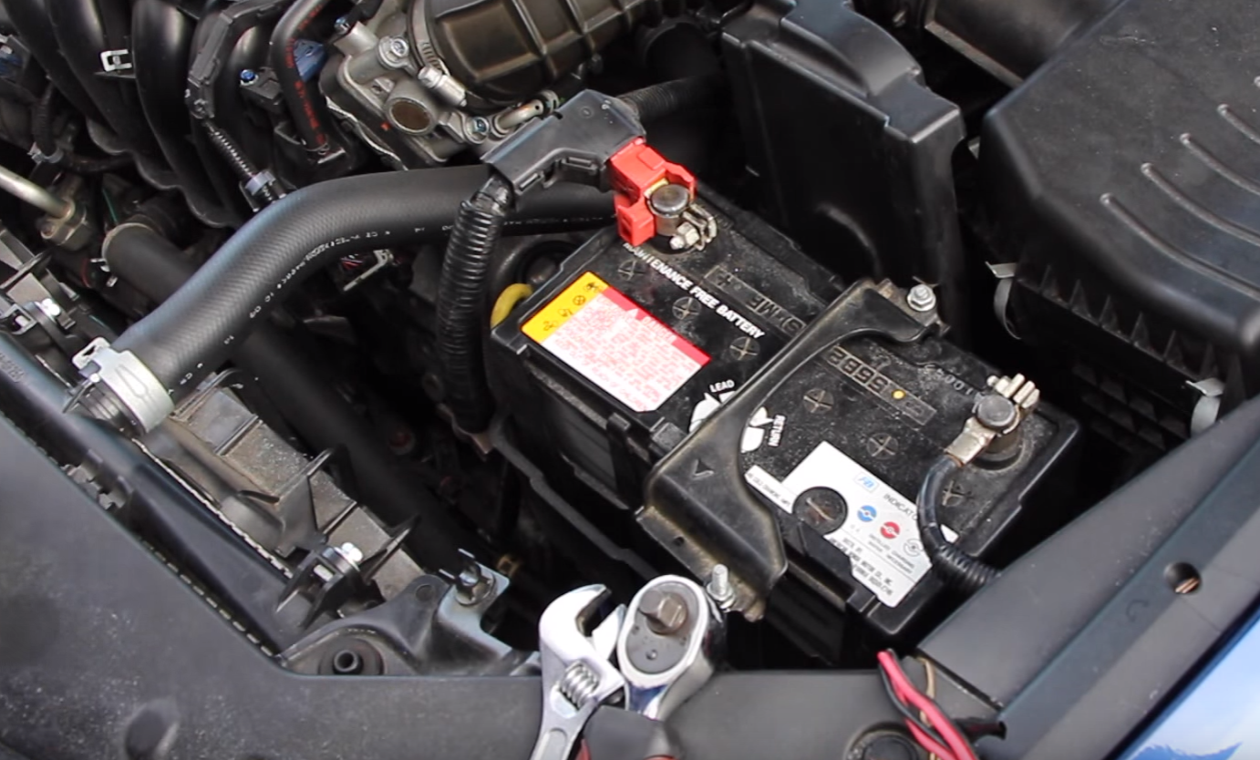 Battery At 12v Drive Accord Honda Forums