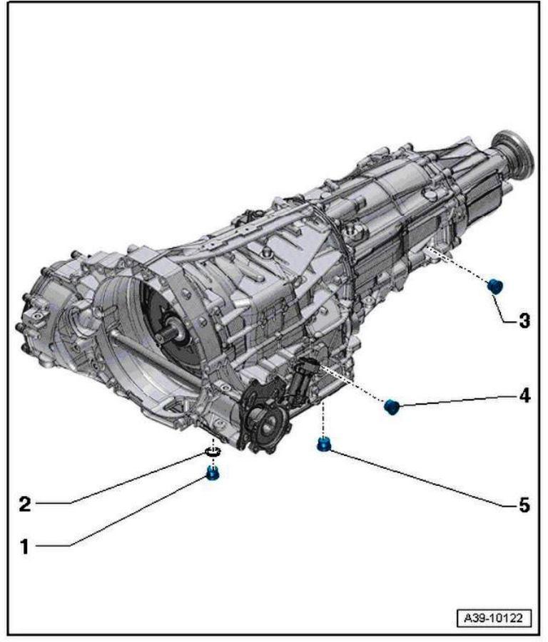 Audi Q5 How To Change DSG Transmission Fluid