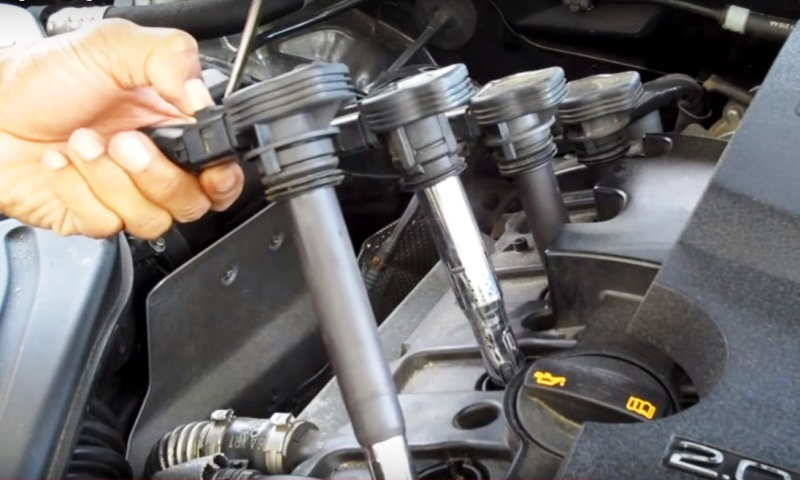 Audi Q5 And Q7 How To Replace Ignition Coils And Spark