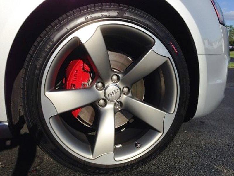 Audi How To Paint Brake Calipers Audiworld