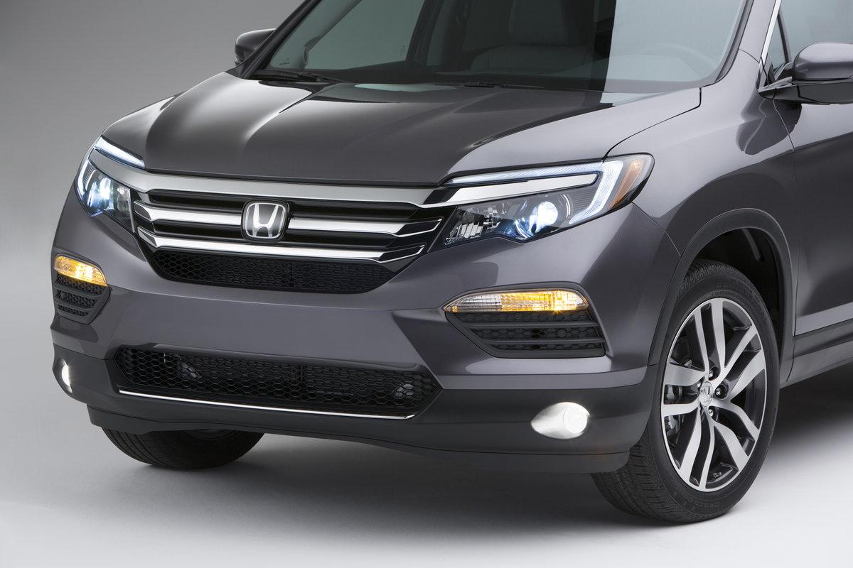 Honda Pilot Front