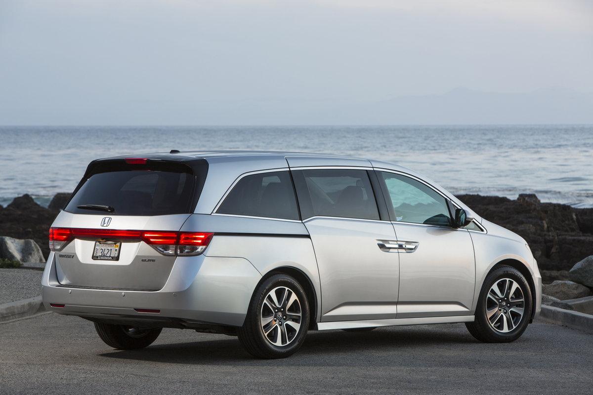 2017 Honda Odyssey: Redesign Info, Pricing, Release Date