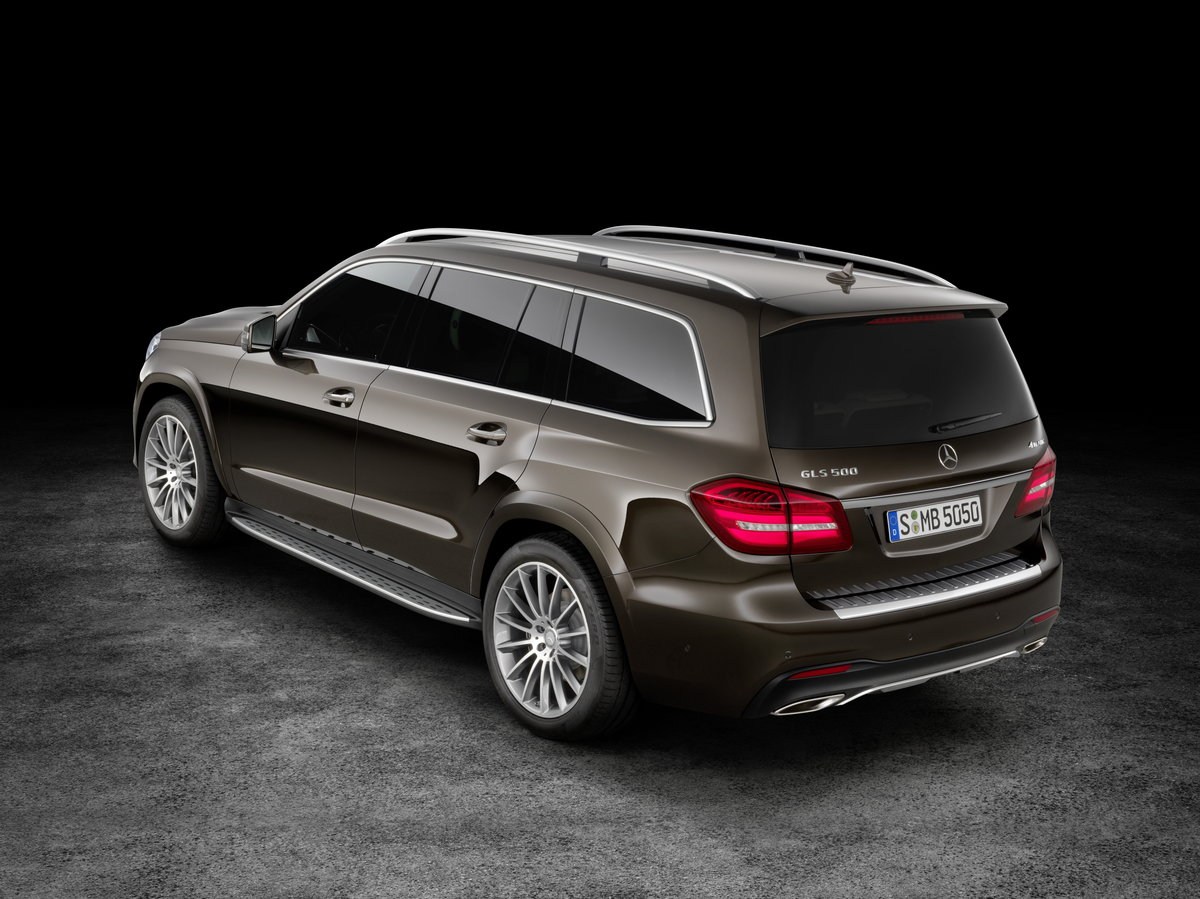 2017 mercedes benz gls450 key updates pricing release date for 2017 mercedes benz gls450