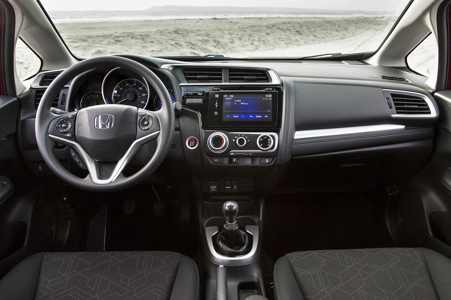 2015 Honda HR-V Interior