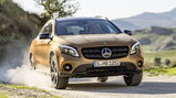 2018 Mercedes-Benz GLA250
