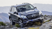 2016 Mercedes-Benz GLE400