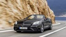 2017 Mercedes-Benz SLC43 AMG