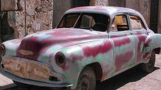 Auto Body Rust