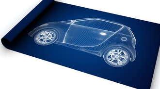 Electric Car Blueprint