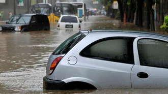 Flood That Causes Car Water Damage
