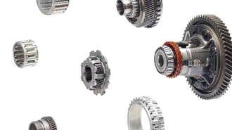 Car Transmission Gears