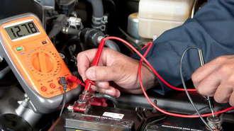 Using a Volt Meter