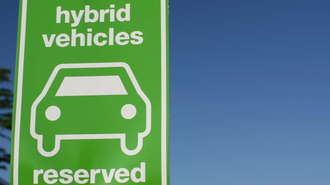 Hybrid Vehicles Reserved