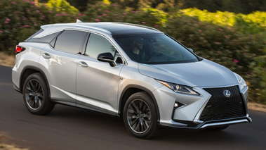 2016 lexus rx 350 redesign info pricing release date. Black Bedroom Furniture Sets. Home Design Ideas