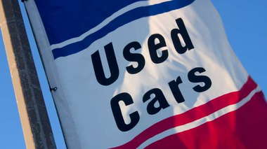 Flag for Used Car Dealer