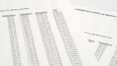 vehicle loan amortization schedule