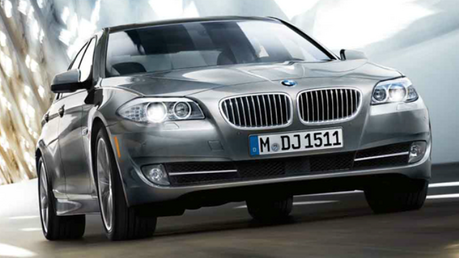 Driving a Pre-Owned BMW