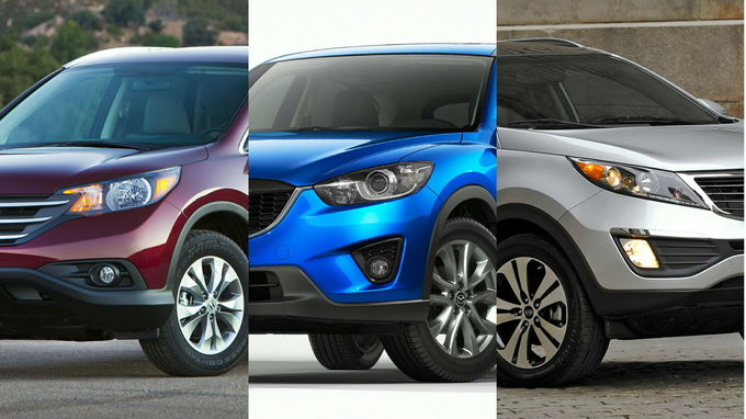 Best Compact Suvs For 2013 Carsdirect