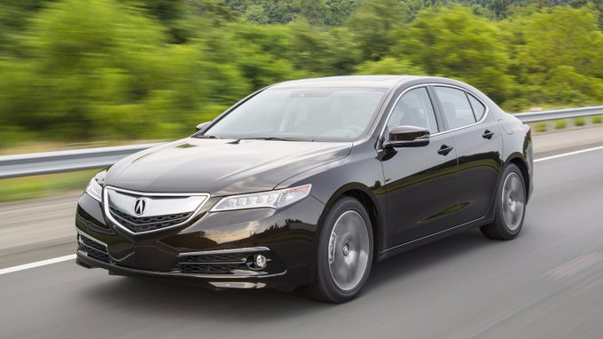 2017 acura tlx preview info pricing release date. Black Bedroom Furniture Sets. Home Design Ideas