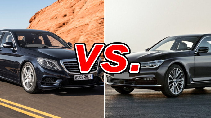 Mercedes benz s550 vs bmw 740i carsdirect for Capital mercedes benz bmw