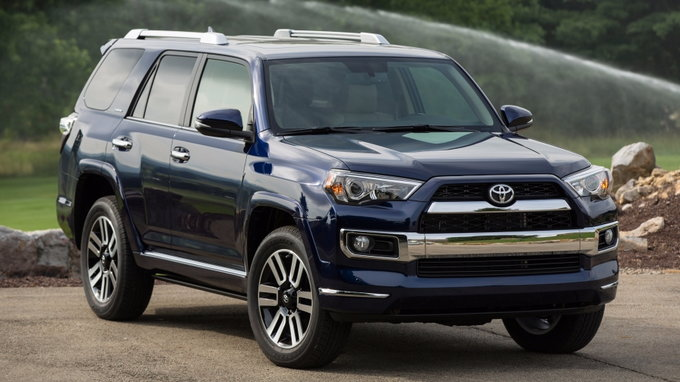 2017 toyota 4runner preview pricing release date. Black Bedroom Furniture Sets. Home Design Ideas