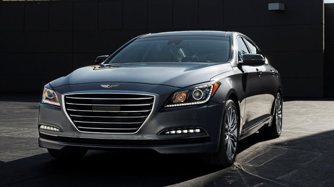 Elegant 2016 Hyundai Genesis Sedan Styles Amp Features Highlights