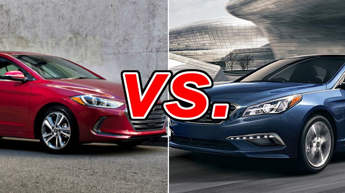 Forester Vs Outback >> Hyundai Elantra vs Hyundai Sonata - CarsDirect