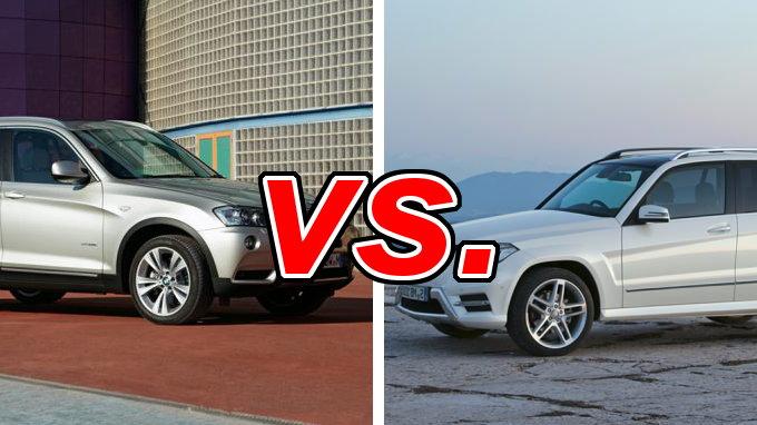 Compare Glk 350 To X3 Autos Post