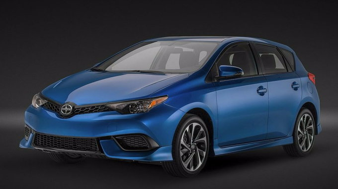 2017 toyota corolla im preview info pricing release date. Black Bedroom Furniture Sets. Home Design Ideas