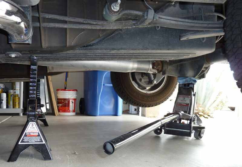Toyota Camry 1997 2011 How To Jack Up Your Car Camryforums