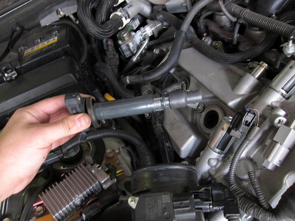 how to remove spark plug wires  | clublexus.com