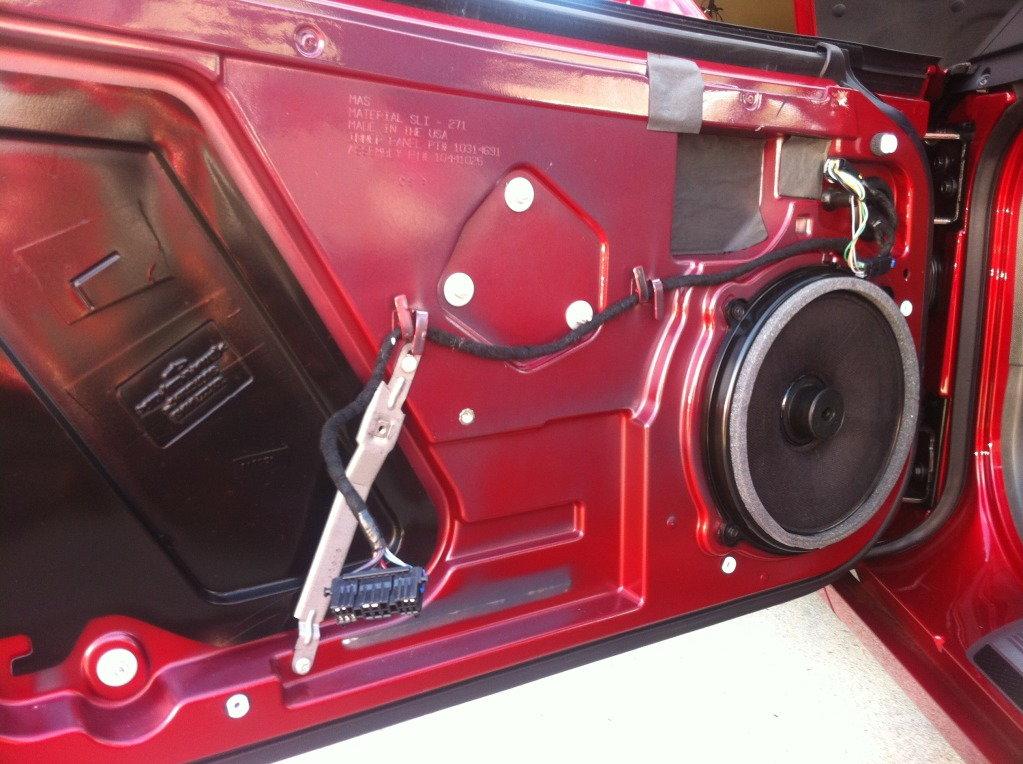 c5 c6 corvette how to remove door panel