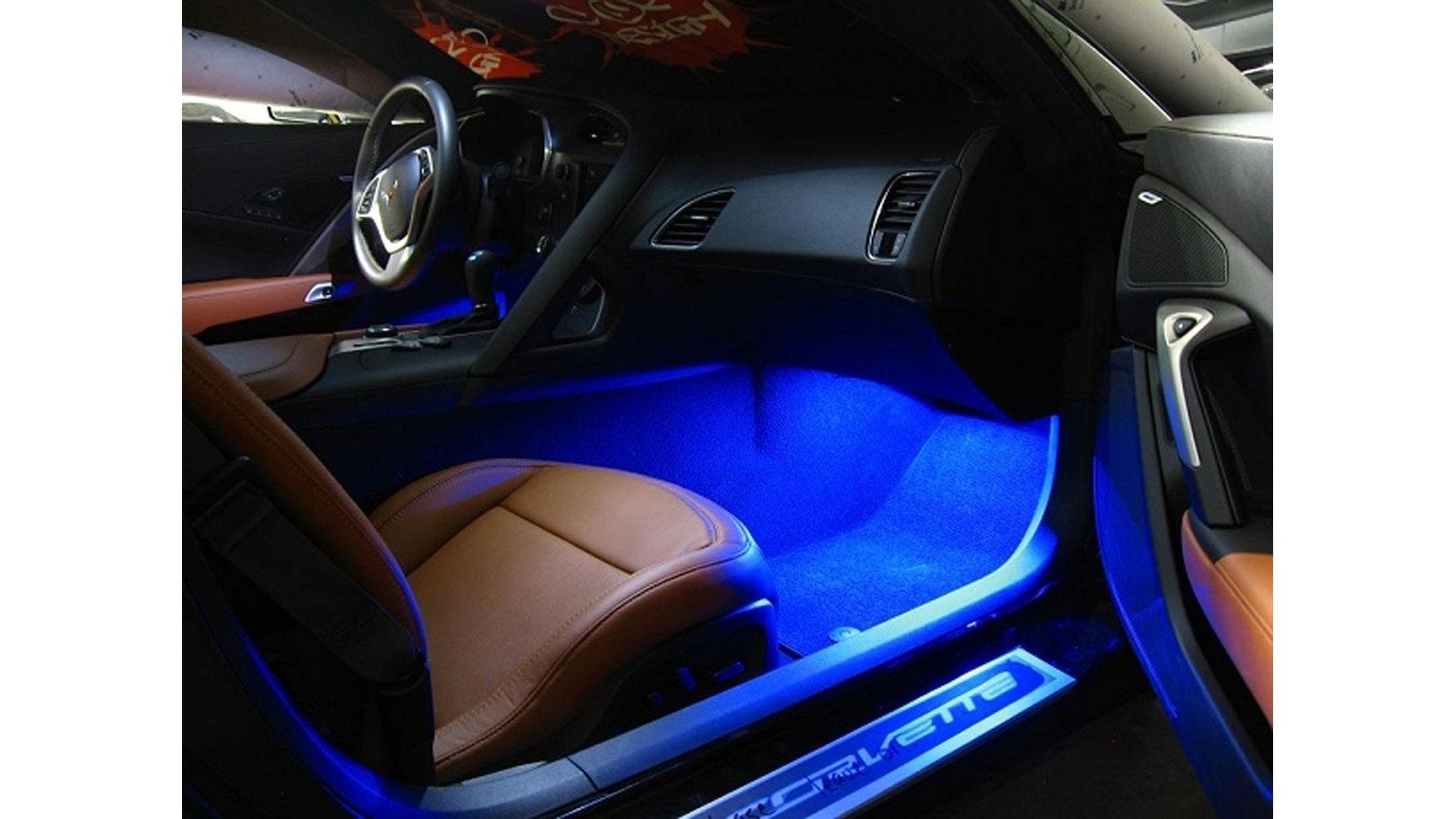 Corvette Interior Modifications Corvetteforum