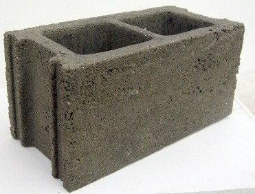 cinderblock compost bin