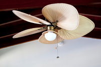 Installing A Ceiling Fan With A Swag Kit Doityourself Com