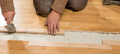 3 Options For Uneven Floor Repair Doityourself Com