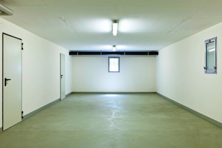 How to clean concrete basement floors for How to wash concrete floors