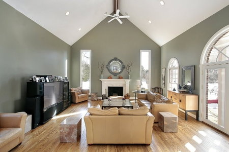Cathedral vs vaulted ceilings joy studio design gallery for Difference between vaulted and cathedral ceiling