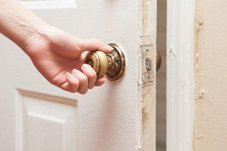 Unlocking a Bedroom Door in an Emergency