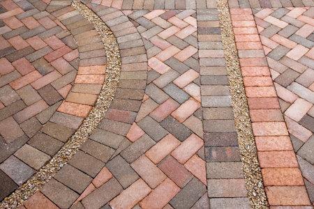 Diy a brick patio for Diy brick floor