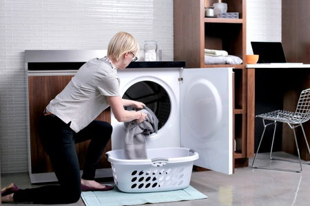 washing machine won t turn on
