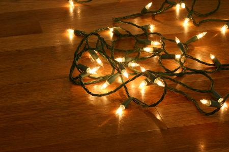 Dorm Safe String Lights : Christmas Lights Safety Information DoItYourself.com