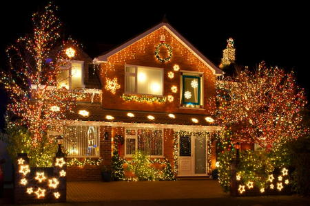 interesting my closet lighting guide safer brighter ideas | Outdoor Christmas Lighting Safety Tips | DoItYourself.com