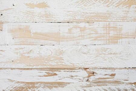 Applying Whitewash To Wood