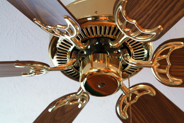 how to install a ceiling fan in a mobile home