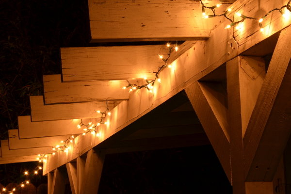 Light Up Your Patio the Easy Way DoItYourself.com