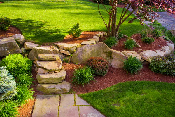 Do It Yourself Home Design: How To Landscape On A Slope