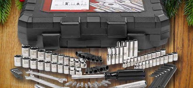 94-piece Mechanic Tool Set