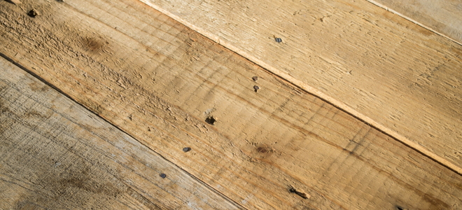 Aging Wood Make The New Look Old Doityourself Com