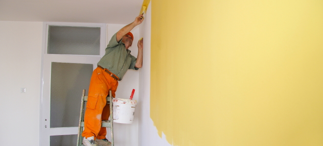 How to clean walls painted with flat paint - Matte finish paint for walls ...